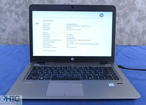 HP EliteBook 840 G3 Intel Core i5-6300U 2.4Ghz 8GB 128GB SSD Windows 10 A061406