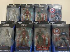 marvel legends avengers endgame Lot BAF Thor