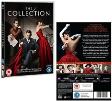THE COLLECTION (2017): Secrets, Lies and Fashion - TV Season Series - NEW DVD UK