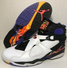 cd99164eb5e515 NIKE AIR JORDAN RETRO 8 3 PEAT 305381 142 MENS SZ 9 BASKETBALL SHOES BEST  PRICE