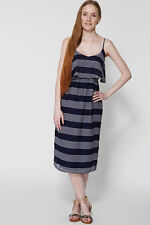 Midi Striped Regular Size Dresses for Women