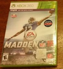 Madden NFL 16 (XBOX 360, 2015) EA Sports Brand New Factory Sealed