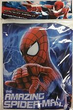 "Marvel Comics The Amazing Spider-Man Stretchable Fabric Book Cover 10"" x 8"" NEW"