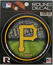 "Pittsburgh Pirates MLB Decal Car Window 4.5"" Sticker Baseball Licensed Sports"