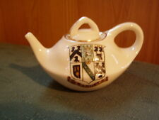BARNET Crest-Teiera in miniatura-Premier Crested China