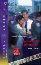Reconcilable Differences (Silhouette Sensation), Leigh, Ana, Very Good condition
