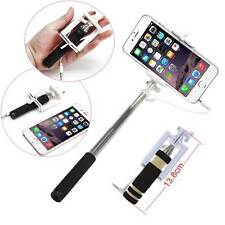 KIT SELFIE TELECOMANDO JACK ASTA BRACCIO ALLUNGABILE per Apple iPhone 7 e 7 PLUS