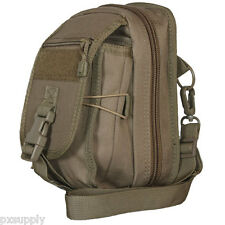 Accessory Pouch Large Multi Purpose Molle Coyote Brown Fox Outdoor 56-6828