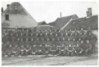 Postcard, WW2 British Troops with Sherman Tank in Normandy, France June 1944 34N