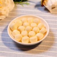 500-1000g Milk Tastes Stuffed Soft Candy, Crispy Fresh Milk Balls Chinese Food