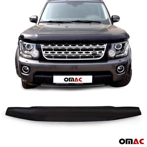 Front Bug Shield Hood Deflector Bonnet Guard forLand Rover Discovery 2009-2016