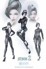 Coreplay 1/6 Scale Fitness 2 Fn02 Female Body Figure New