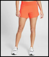 """Athleta NWT Women's Run With It 3.5"""" Short Size Small Color Racing Red"""