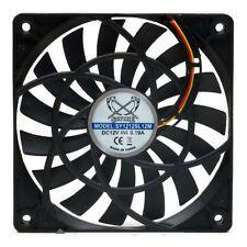 Scythe SY1212SL12M (1600RPM) Slip Stream Slim 120x12mm Fan