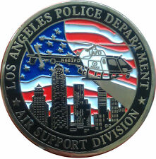 LAPD Air Support Challenge Coin