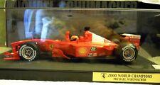 Hot Wheels 50930 Ferrari F1 2000 Schumacher Word Champion Sondermodell Neu/ovp