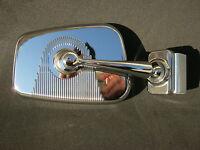 Specchio Specchietto Cromato Destro FIAT 500 D F L R auto epoca universale AC006