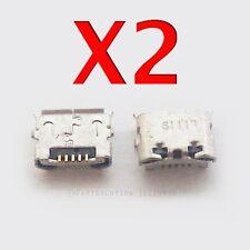 2 X Motorola Defy XT556 XT557 Charger Charging Port Connector Dock USA Seller