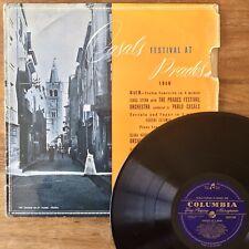 J S Bach ~ Casals Festival At Prades 1950 (Columbia 33CX 1109) 220g Heavy Vinyl