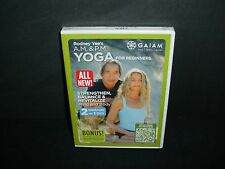 AM PM Yoga For Beginners DVD Exercise Workout Fitness