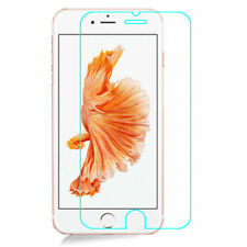 """2pcs For iphone 6 / 6s 4.7"""" Clear Front Screen Protector """"PLASTIC"""" + Micro cloth"""
