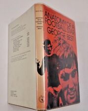 ** Signed ** George Best Anatomy of a Football Star 1971