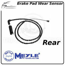 BMW X3 E83 Meyle Rear Brake Pad Wear Indicator Sensor 3143530002