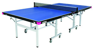 Butterfly Indoor Easifold Deluxe 22 Rollaway Table Tennis Table- Value Ping Pong