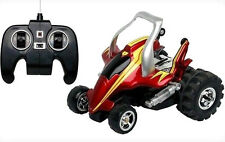 Rc Street Savage Stunt Car Red Vehicle Wireless Extreme Fun Play Boy 6+ Kids Toy