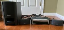 Bose 3·2·1 GS Series III 2.1 Channel Home Theater System
