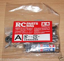 Tamiya 9400688/19400688 Metal Parts Bag A for TT01E/TT01ES, NIP