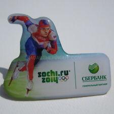 2014 Sochi Winter Olympic Cbepbahk Speed Skating Pin