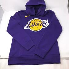 Nike Los Angeles Lakers  NBA Basketball Youth Pullover Hoodie Medium