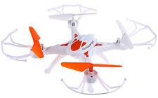 DRONE CUADRICÓPTERO LH-X16 SISTEMA LED RADIOCONTROL 2,4 GHZ 6 ASES GYRO