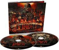 SLAYER The Repentless Killogy, Live At The Forum Inglewood CA (NEW 2CD)