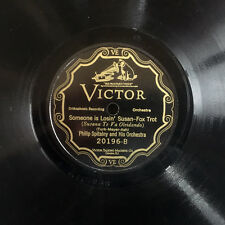 TED WEEMS That's My Girl/PHIL SPITALNY Someone is Losin' Susan VICTOR 20196 E 78