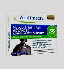 CHEAP-ACTIPATCH ELECTROMAGNETIC PULSE THERAPY - MUSCLE AND JOINT PAIN RELIEF