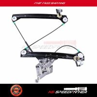 2006 2007-2011 Power Window Regulator w/o Motor for Saab 9-3 Front Driver Side