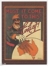 CULT STUFF MILITARY PROPAGANDA AUSTRALIA ANZAC EXCLUSIVE PROMO CARD AP1 RARE