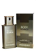 Body Kouros By Yves Saint Laurent 3.3/3.4oz. Edt Spray For Men New In Box