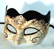Mens Masquerade Mask OVERNIGHT Most Aus Metro - ITALIAN MADE, AMORE ZANE Mask