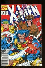 X-MEN #4 VERY FINE 8.0 1992 1st OMEGA RED NEWSSTAND EDITION MARVEL COMICS