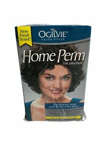 Ogilvie Home Perm The Original : For Normal And All Hair Types Not Color Treated