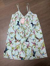 New Ted Baker Highgrove Floral Pyjama Chemise Size UK 8
