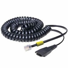 GN Netcom 8800-02 QD to RJ-9 for Cisco 7985,8941,8945,8961,9951,9971 / M12,M22