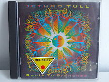 CD ALBUM JETHRO TULL Roots to branches 7243 8 35418 2 9