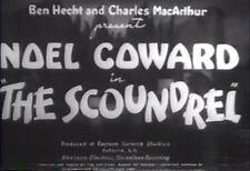 THE SCOUNDREL (1935) DVD NOEL COWARD, JULIE HAYDON