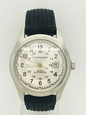 HAMILTON KHAKI AUTOMATIC 25 JEWELS MEN'S WATCH (GREAT CONDITION)