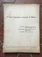 Al Piano Regolatore Generale Di Milano L Attuazione Del P. R.g. Dal 1953 Al 1956