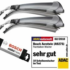 BOSCH AEROTWIN A292S Scheibenwischer Wischerblätter FIAT PANDA / NISSAN QASHQAI